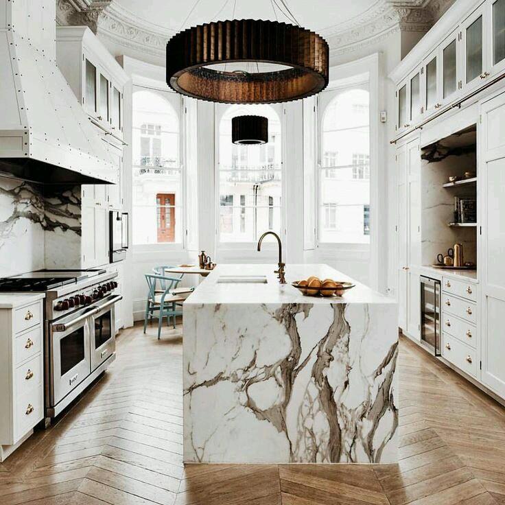 Mẫu bàn bếp đá Granite